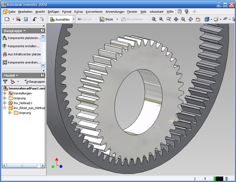 GWJ eAssistant: CAD Plugin for Autodesk Inventor